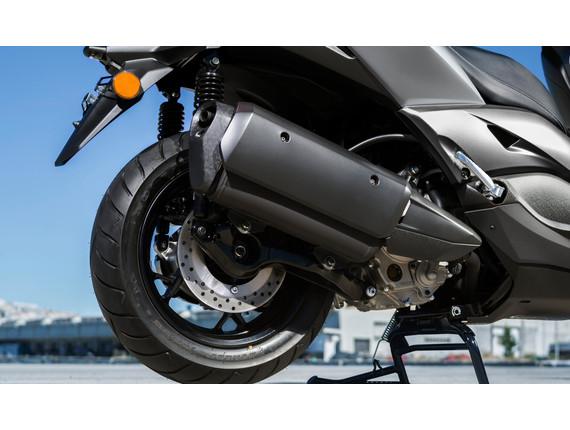Motorfreaks - Test: Yamaha X-MAX 300 - Sluwe vos